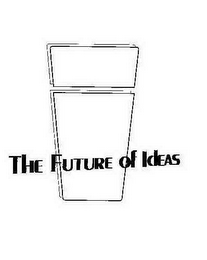 mark for THE FUTURE OF IDEAS, trademark #78493175