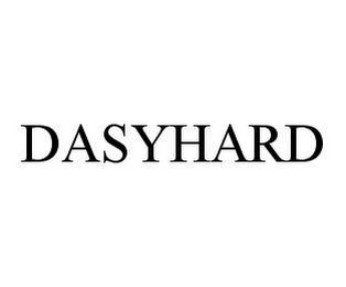 mark for DASYHARD, trademark #78493422