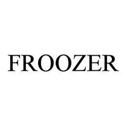 mark for FROOZER, trademark #78493710