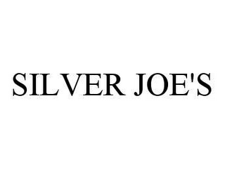 mark for SILVER JOE'S, trademark #78493781