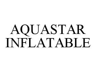 mark for AQUASTAR INFLATABLES, trademark #78494383