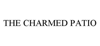 mark for THE CHARMED PATIO, trademark #78495318