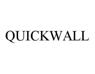 mark for QUICKWALL, trademark #78495456