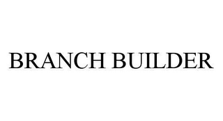 mark for BRANCH BUILDER, trademark #78495602