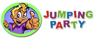mark for JUMPING PARTY, trademark #78495777