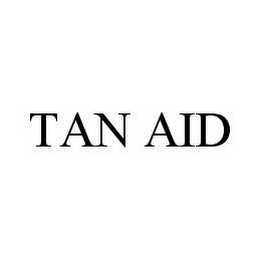 mark for TAN AID, trademark #78495924