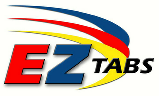 mark for EZ TABS, trademark #78495976
