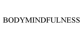 mark for BODYMINDFULNESS, trademark #78496279