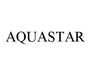 mark for AQUASTAR, trademark #78496485