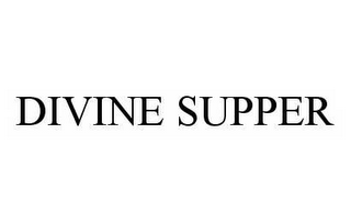 mark for DIVINE SUPPER, trademark #78497148