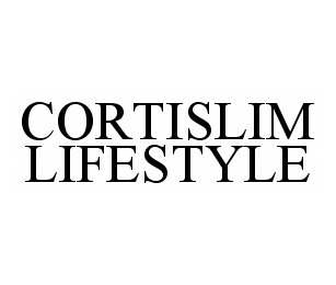 mark for CORTISLIM LIFESTYLE, trademark #78497197