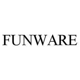 mark for FUNWARE, trademark #78498666