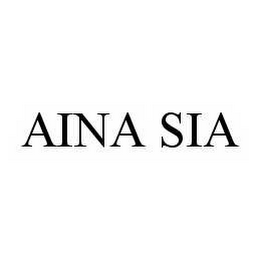 mark for AINA SIA, trademark #78498690