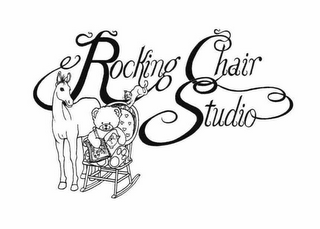 mark for ROCKING CHAIR STUDIO, trademark #78498972