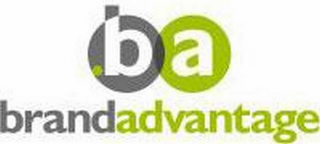 mark for BA BRANDADVANTAGE, trademark #78499230