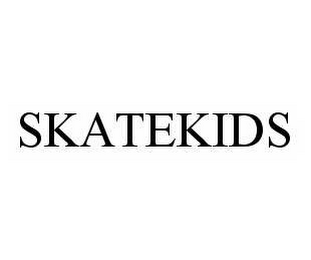 mark for SKATEKIDS, trademark #78499722