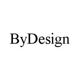 mark for BYDESIGN, trademark #78499756