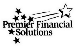 mark for PREMIER FINANCIAL SOLUTIONS, trademark #78499830