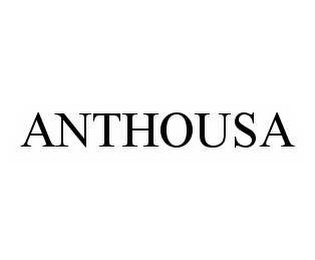 mark for ANTHOUSA, trademark #78499950