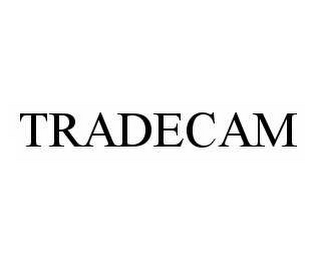 mark for TRADECAM, trademark #78500540
