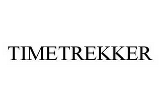 mark for TIMETREKKER, trademark #78501922