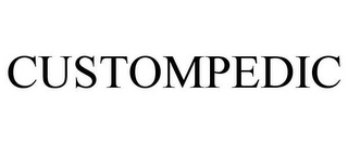 mark for CUSTOMPEDIC, trademark #78501976