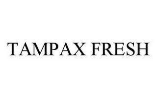 mark for TAMPAX FRESH, trademark #78502336