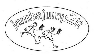 mark for JAMBAJUMP2IT, trademark #78502360