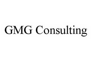 mark for GMG CONSULTING, trademark #78502450