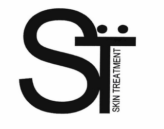mark for STSKIN TREATMENT, trademark #78502489