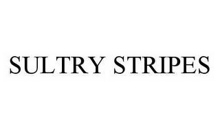 mark for SULTRY STRIPES, trademark #78502645