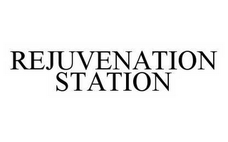 mark for REJUVENATION STATION, trademark #78503639