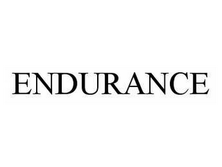 mark for ENDURANCE, trademark #78503758