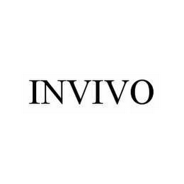 mark for INVIVO, trademark #78503798