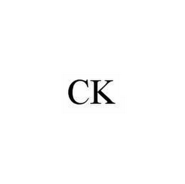 mark for CK, trademark #78505116