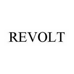 mark for REVOLT, trademark #78505291