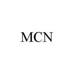 mark for MCN, trademark #78505528