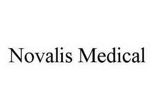 mark for NOVALIS MEDICAL, trademark #78506071
