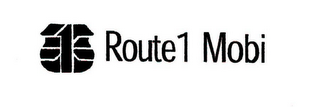 mark for ROUTE1 MOBI, trademark #78506199