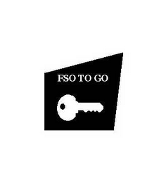 mark for FSO TO GO, trademark #78507390