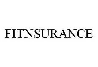 mark for FITNSURANCE, trademark #78507411