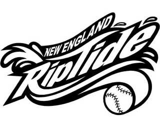 mark for NEW ENGLAND RIPTIDE, trademark #78507627