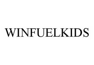 mark for WINFUELKIDS, trademark #78507644