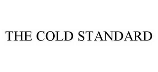 mark for THE COLD STANDARD, trademark #78508318
