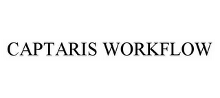mark for CAPTARIS WORKFLOW, trademark #78509163