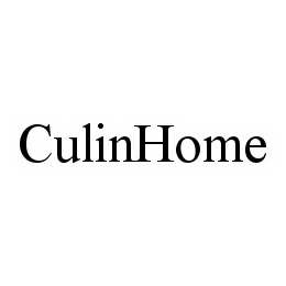 mark for CULINHOME, trademark #78509226