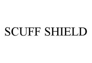 mark for SCUFF SHIELD, trademark #78509651