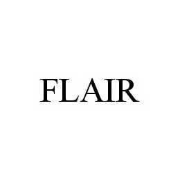 mark for FLAIR, trademark #78509708