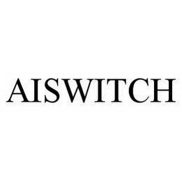 mark for AISWITCH, trademark #78509928