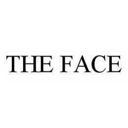 mark for THE FACE, trademark #78510087